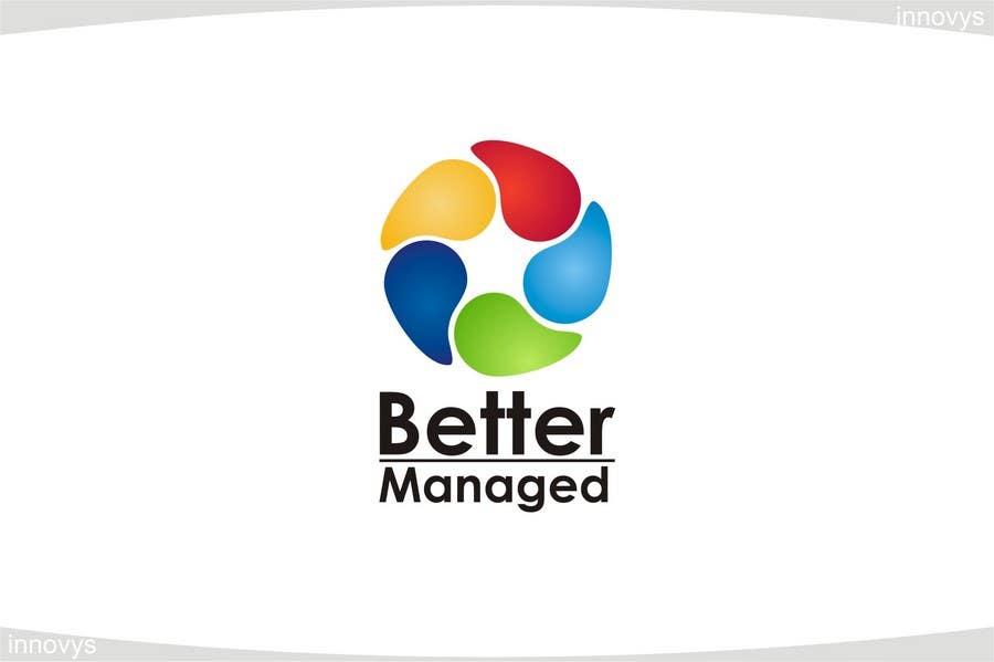 Penyertaan Peraduan #285 untuk Logo Design for Better Managed