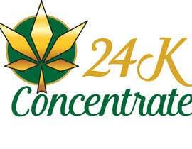 #41 for Design logo for 24K Concentrate af gdougniday