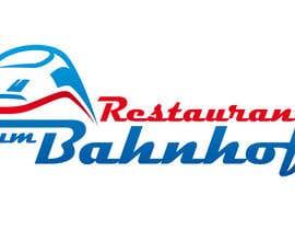 #55 for Design eines Logos for Restaurant zum Bahnhof by Vlad35563