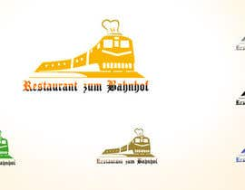 #59 for Design eines Logos for Restaurant zum Bahnhof af shrish02