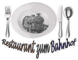 #41 for Design eines Logos for Restaurant zum Bahnhof af oroba