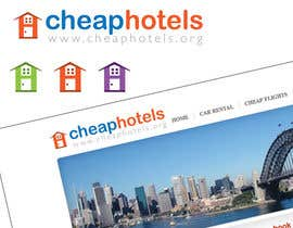 #231 para Logo Design for Cheaphotels.org de emilymwh