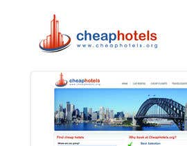 #408 para Logo Design for Cheaphotels.org de syedabdul