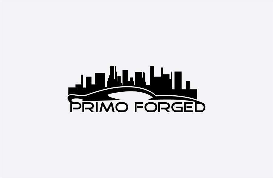 #91 for Design a Logo for Primo Forged Wheels by Don67