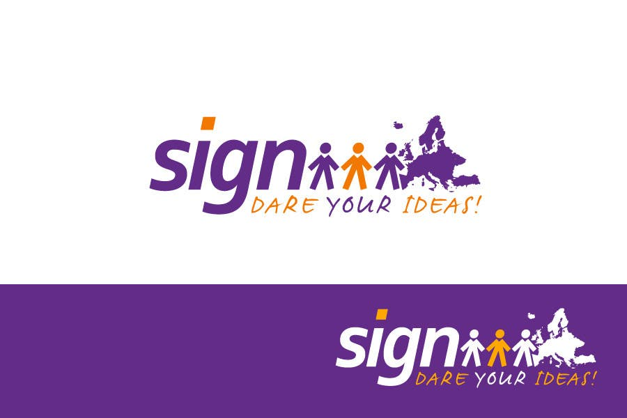 Bài tham dự cuộc thi #                                        116                                      cho                                         Design a logo for SIGN: the platform that funds citizens projects
