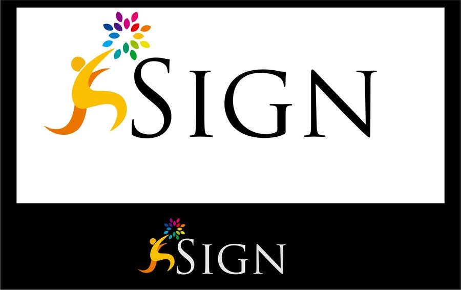 Bài tham dự cuộc thi #                                        69                                      cho                                         Design a logo for SIGN: the platform that funds citizens projects