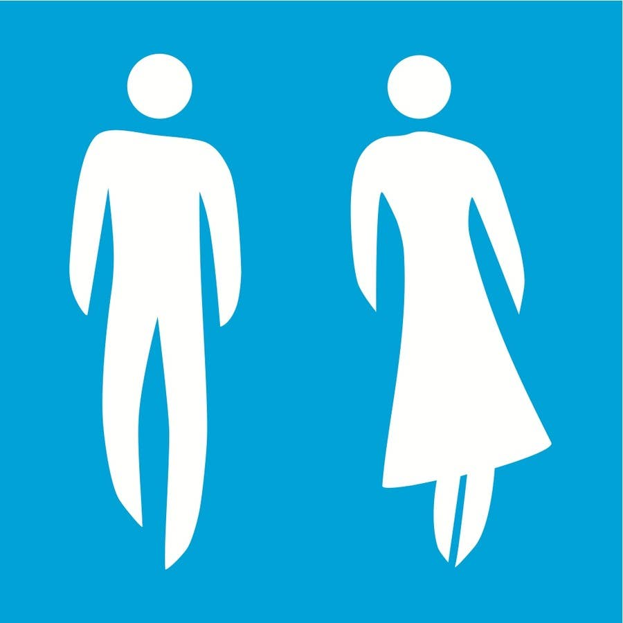 #10 for Design some contemporary male and female Icons by ahasth