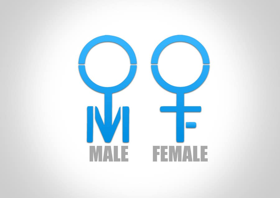 #42 for Design some contemporary male and female Icons by bijoyraveendran
