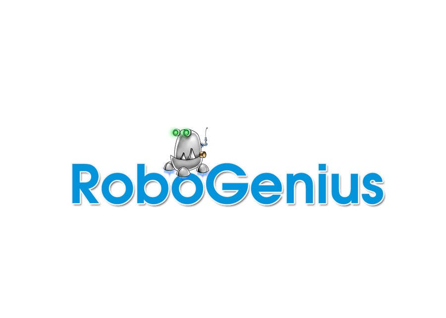 #20 for Design a Logo for RoboGenius by pikhaltienphuc