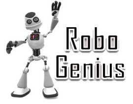 #70 para Design a Logo for RoboGenius por Ankur0312