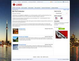 nhany tarafından Design a Website background için no 17