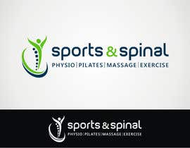 #56 para New name for a Physiotherapy / Pilates Business por alizainbarkat