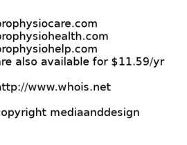 #40 untuk New name for a Physiotherapy / Pilates Business oleh mediaanddesign