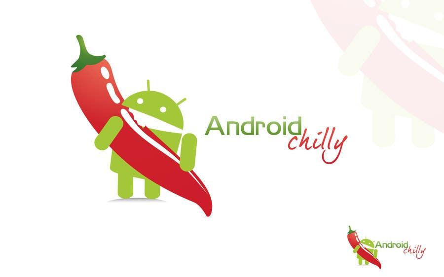 Inscrição nº 25 do Concurso para Design a Logo for androidchilly.com