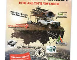 #15 for Design an Poster for an Offroad Event! af chiarafa