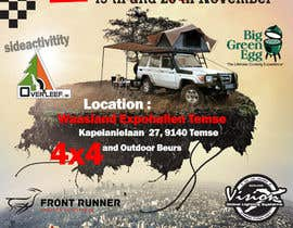 #12 for Design an Poster for an Offroad Event! af wadiprabowo