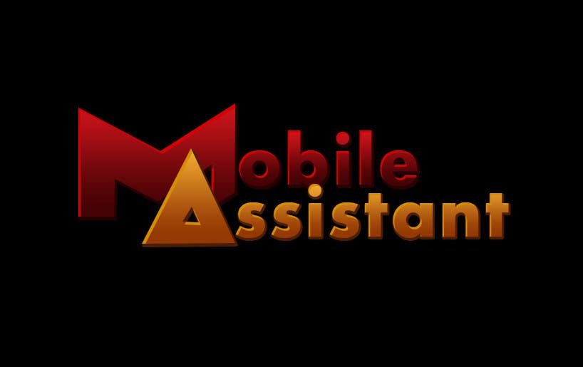 Inscrição nº 22 do Concurso para MobileAssistant.Net Logo **Hiring new Designers too That Love Awesome Design