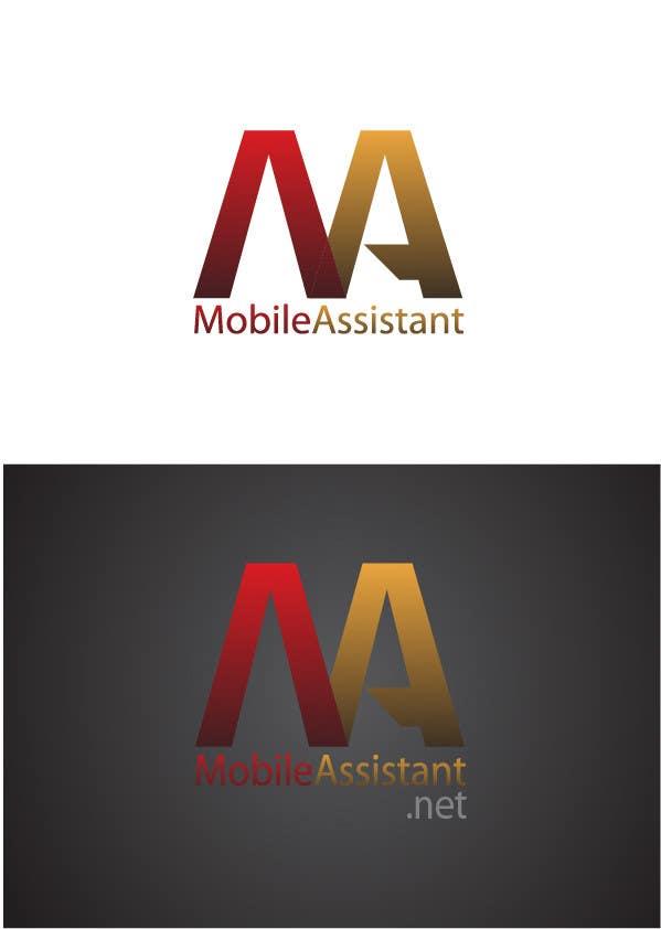 Bài tham dự cuộc thi #                                        29                                      cho                                         MobileAssistant.Net Logo **Hiring new Designers too That Love Awesome Design