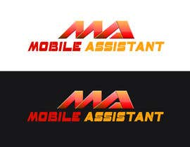 yossialmog85 tarafından MobileAssistant.Net Logo **Hiring new Designers too That Love Awesome Design için no 4
