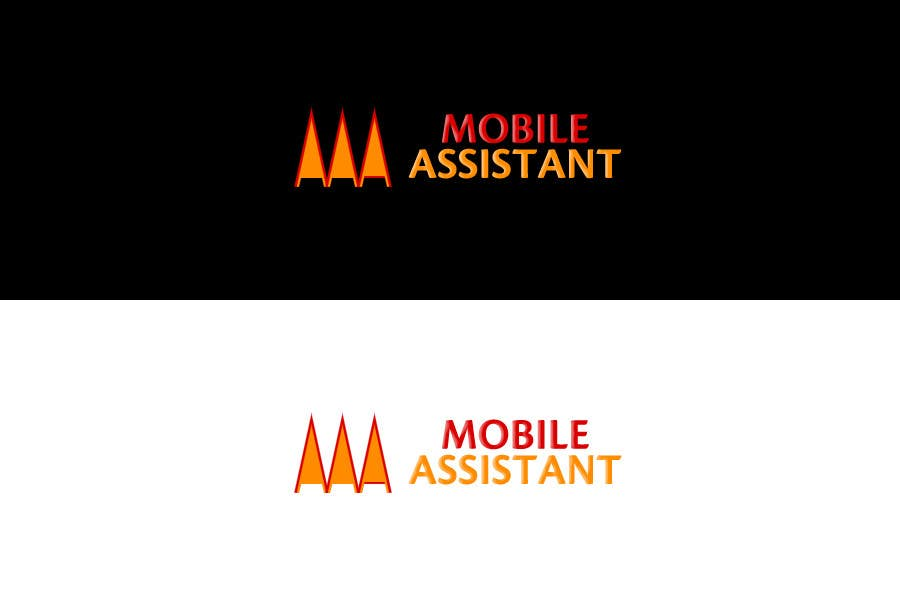 Proposition n°18 du concours MobileAssistant.Net Logo **Hiring new Designers too That Love Awesome Design