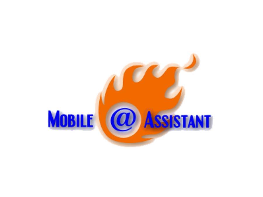 Bài tham dự cuộc thi #                                        25                                      cho                                         MobileAssistant.Net Logo **Hiring new Designers too That Love Awesome Design