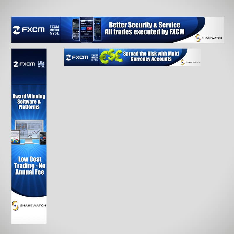 #20 for Banner Ad Design for Sharewatch by tutunjieva
