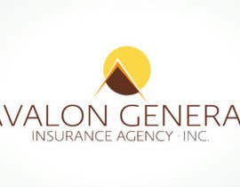 #115 untuk Logo Design for Avalon General Insurance Agency, Inc. oleh animatrd