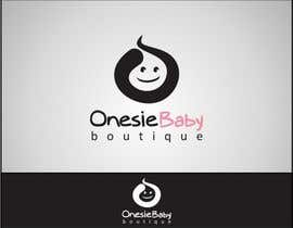 #40 para Design a Logo for a Baby clothes store. por lanangali