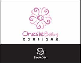 #70 para Design a Logo for a Baby clothes store. por lanangali