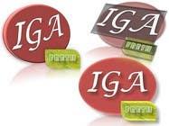 Graphic Design Конкурсная работа №69 для Logo Design for IGA Fresh