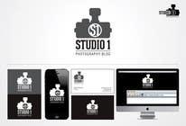 Graphic Design Kilpailutyö #61 kilpailuun Design a Logo for Studio 1 Photography