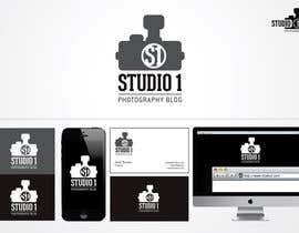 nº 61 pour Design a Logo for Studio 1 Photography par jethtorres