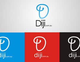#196 cho Design a Logo for Diji.com.au bởi MagicalDesigner