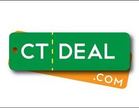 #31 para Design a Logo for CTDeal.com that reflects deals, coupons, sales, discounts etc. por iakabir