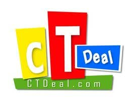 bogsky tarafından Design a Logo for CTDeal.com that reflects deals, coupons, sales, discounts etc. için no 24
