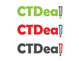 #13 para Design a Logo for CTDeal.com that reflects deals, coupons, sales, discounts etc. por jnbelair
