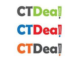 #22 untuk Design a Logo for CTDeal.com that reflects deals, coupons, sales, discounts etc. oleh jnbelair