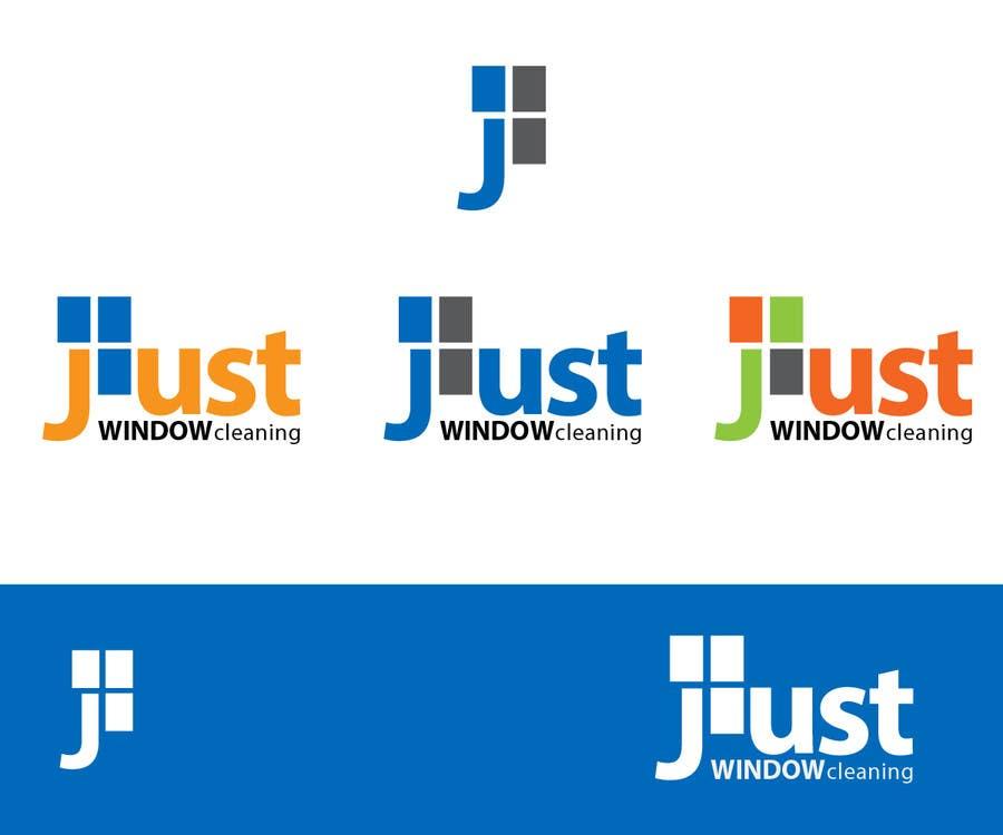Kilpailutyö #6 kilpailussa Just Window Cleaning Logo Upgrade