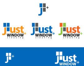 nº 12 pour Just Window Cleaning Logo Upgrade par arteastik