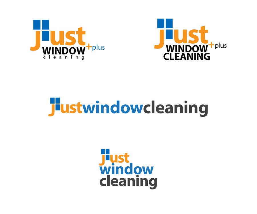 Kilpailutyö #13 kilpailussa Just Window Cleaning Logo Upgrade