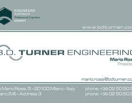 #6 para Design a Logo and business card for an Electrical Engineer por macbic74