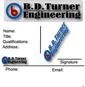 #13 for Design a Logo and business card for an Electrical Engineer by MahbubMithu