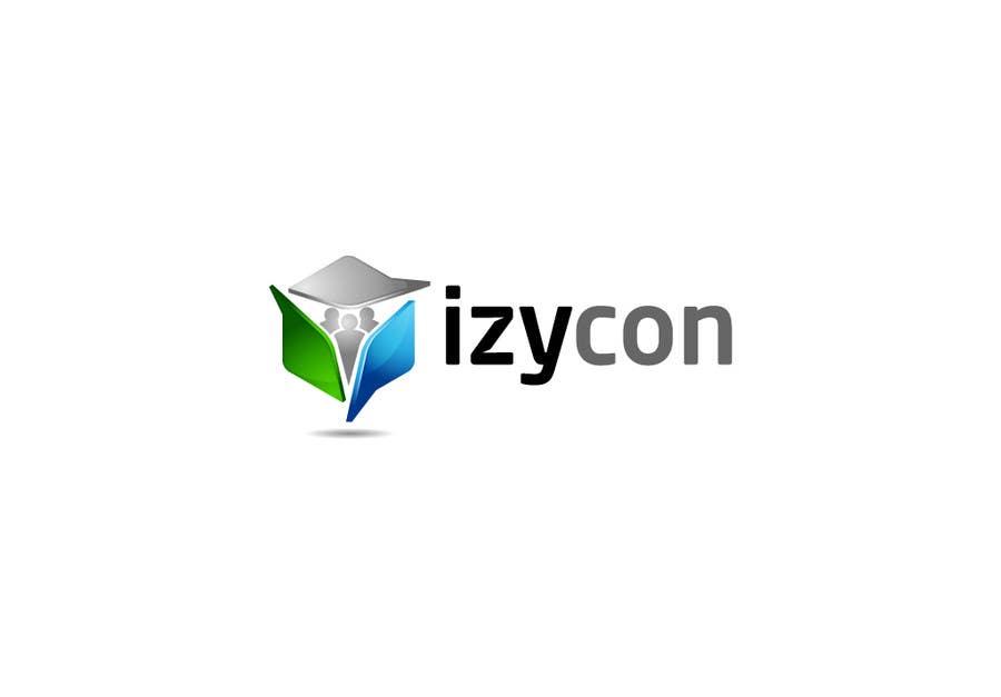 Kilpailutyö #243 kilpailussa Design eines Logos for izycon.de