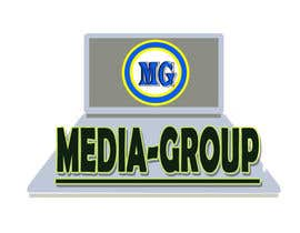 "#12 for Design a Logo for my team with title is ""media-group"" by anakkuanisa"