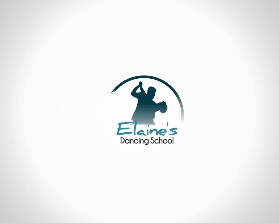 Penyertaan Peraduan #52 untuk Design a Logo for Elaines Dancing