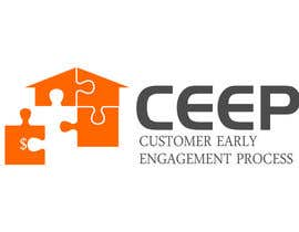"#80 untuk A Logo for CEEP ""Client Early Engagement Process"" oleh atikur2011"