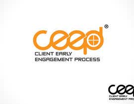 "#15 untuk A Logo for CEEP ""Client Early Engagement Process"" oleh Cbox9"
