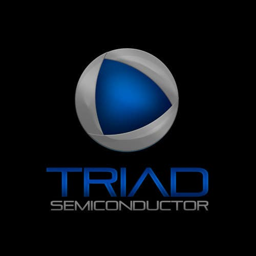 Contest Entry #                                        505                                      for                                         Logo Design for Triad Semiconductor