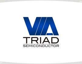 #495 for Logo Design for Triad Semiconductor by innovys