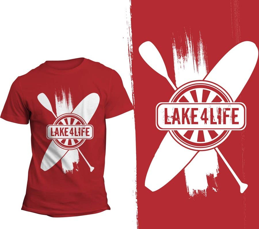 #16 for Lake4Life Paddle Board by seteki